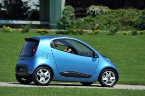 Carro Eléctrico Pininfarina Nido EV