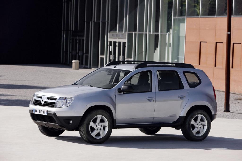 El Renault Duster 2010 será producido en Colombia y Brasil