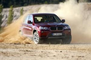 Carro BMW X3 Modelo 2010