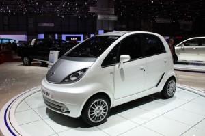 Carro Eléctrico Tata Nano EV