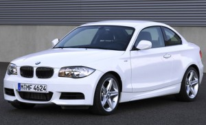 Carro BMW Serie 1 Coupe 2010