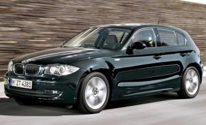 Carro BMW Serie 1 Hatchback 2010