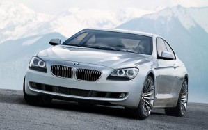 Carro BMW Serie 6 Modelo 2010