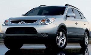 Imágenes y ficha técnica del Hyundai Veracruz 2010