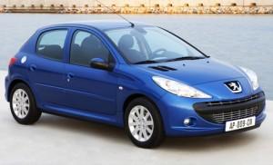 Carro Peugeot 207 Compact 2010, ficha técnica, imágenes y lista de rivales