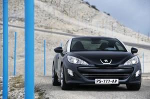 Carro Peugeot RCZ 2010: ficha técnica, imágenes y lista de rivales