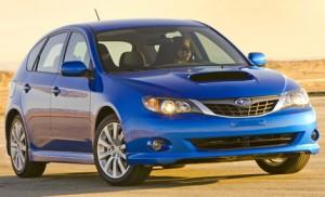 Subaru Impreza WRX y WRX STI 2010