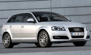 Carro Audi A3 Sportback 2010, imágenes y ficha técnica