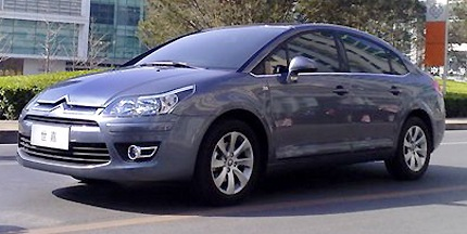 ситроен с4 седан дизель