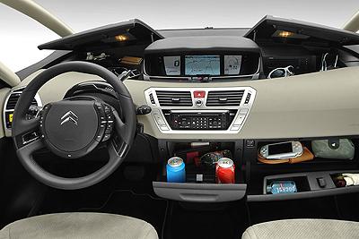 Interior del carro citroen c4 grand picasso 2010 lista de carros - Citroen c4 grand picasso interior ...
