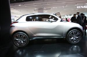 Peugeot HR1 Concept  (galería de imágenes)