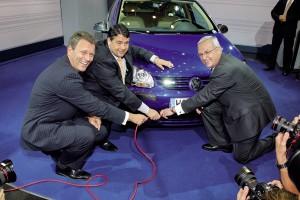 Volkswagen nos presenta su segundo carro eléctrico: el Golf Twin Drive