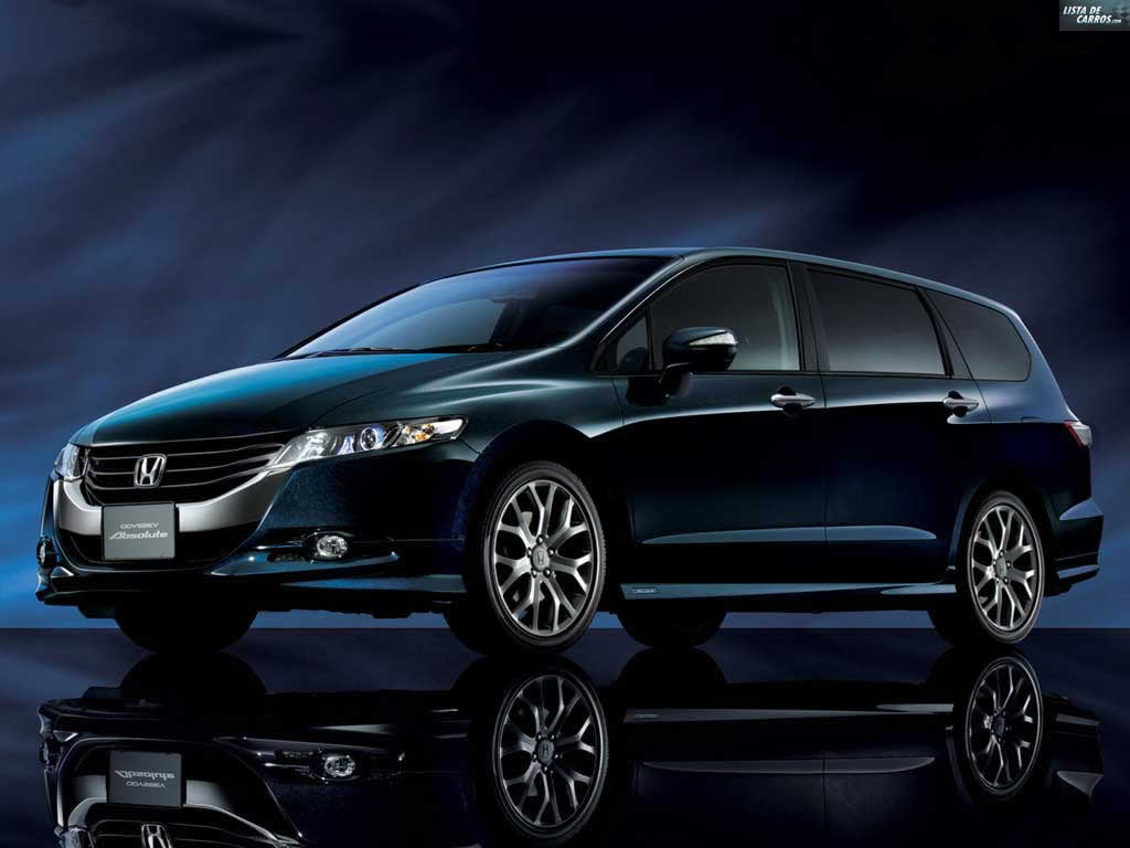 Honda Odyssey Фото Honda…