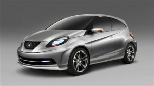 Honda Small Concept: ¿el rival del Tata Nano...pero con más lujo? (imágenes y video)