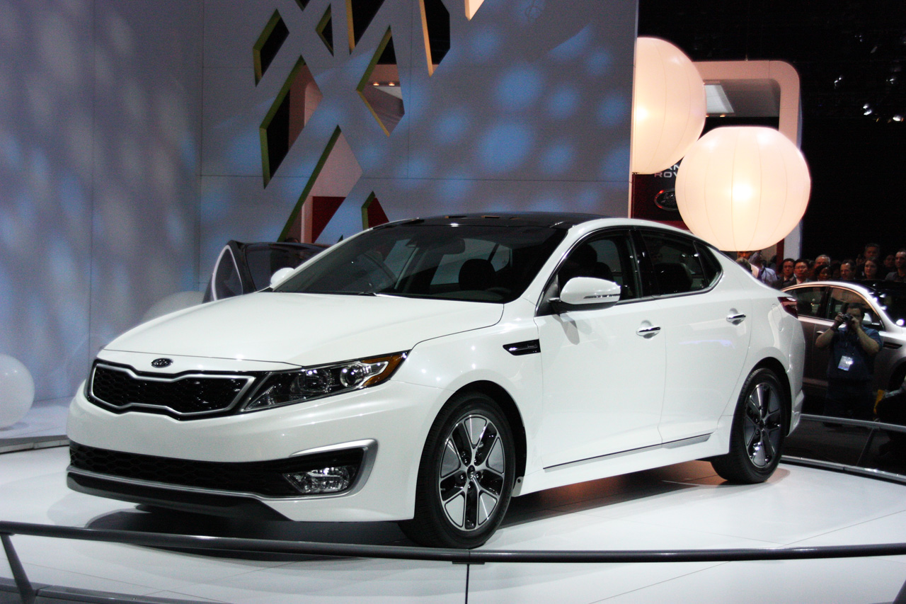 Kia Optima Hybrid Lista De Carros