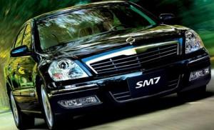 Renault- Samsung SM7 modelo 2010: ficha técnica, imágenes y lista de rivales