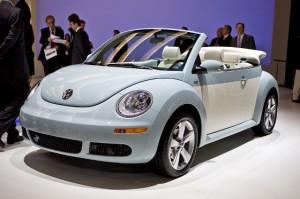 Galería de imágenes del Volkswagen New Beetle Final Edition