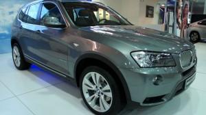 Carro BMW X3 Modelo 2011: imágenes, lista de rivales y 2 videos