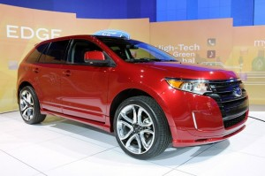 Ford Edge 2011: lista de rivales, 21 imágenes y video