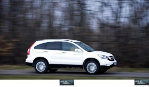 Honda CR-V 2011: ficha técnica, imágenes, lista de rivales y 2 videos