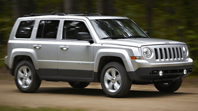 Jeep Patriot 2011: Tiene como rivales al Toyota RAV4, Nissan Qashqai ...