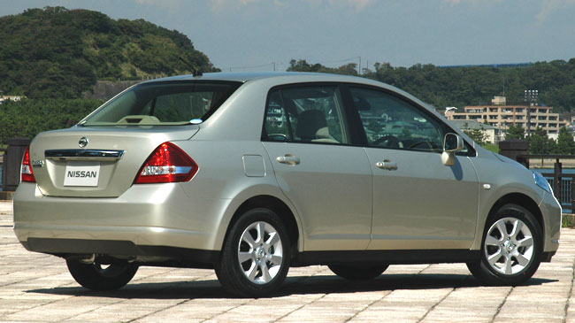 Suv Nissan Tiida 2014.html | Autos Post