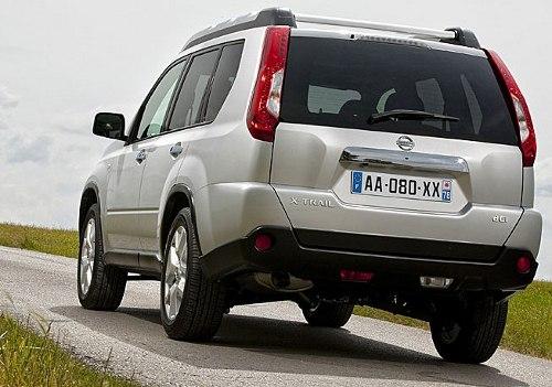 Nissan X Trail 2011 La Carencia De Caja Reductora Y Su