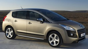 Carro Peugeot 3008 modelo 2011: ficha técnica, precio, imágenes y lista de rivales