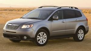 Subaru Tribeca 2011: Ficha técnica, imágenes y lista de rivales