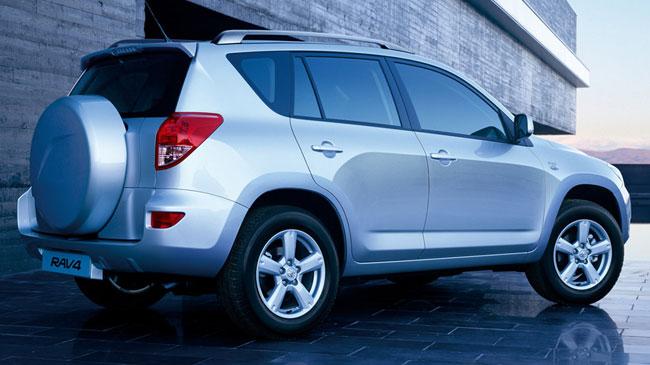 CR-V, Hyundai Tucson, Hyundai Santa Fe, Kia Sportage y el Kia Sorento