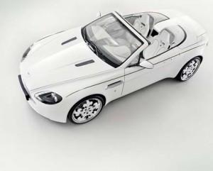 Aston Martin V8 Vantage Blanc de Blancs: galería de imágenes