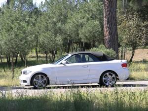 Carro BMW Serie 1 Cabriolet 2011: ficha técnica, imágenes, rivales y video