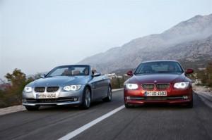 Carro BMW Serie 3 Coupe y Convertible 2011: ficha técnica, imágenes y lista de rivales