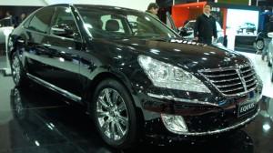 Carro Hyundai Equus 2011 !!!un sedán maravilloso!!! (45 imágenes, video y lista de rivales)