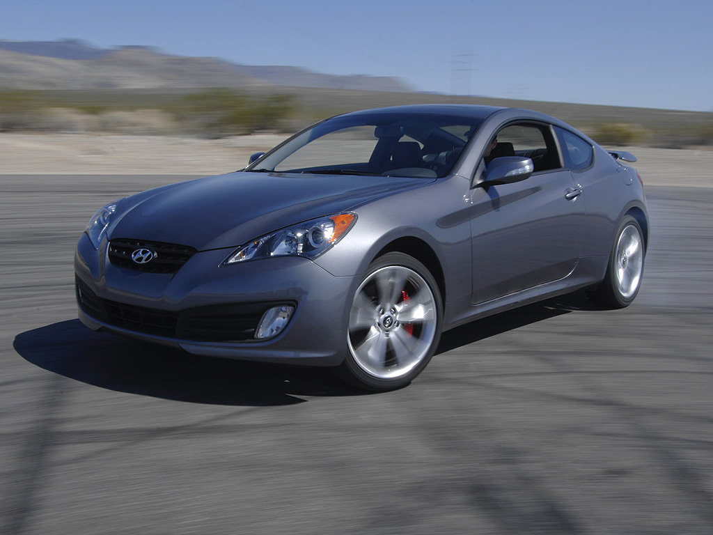 2011 Hyundai Genesis V6 Related Infomation Specifications