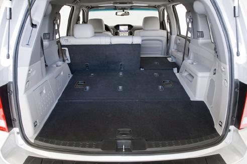 interior del carro honda pilot 2011 lista de carros. Black Bedroom Furniture Sets. Home Design Ideas