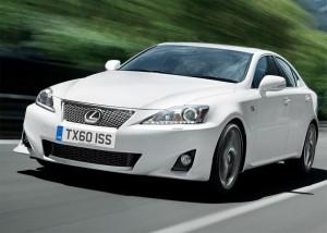 Lexus IS 250 modelo 2011: precio, consumo, 9 imágenes y lista de rivales