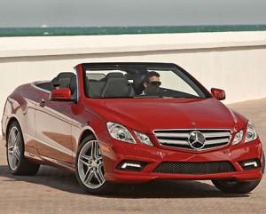 Carro Mercedes Benz Clase E Cabriolet 2011: consumo, 30 imágenes y lista de rivales