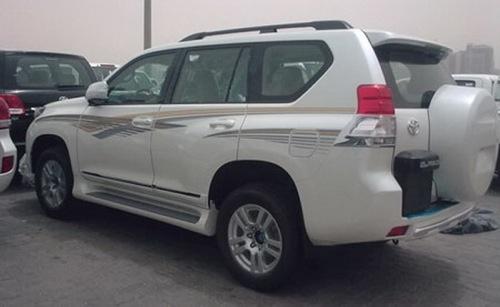 Toyota Land Cruiser Prado 2011: Sus rivales son el Mitsubishi Montero