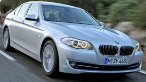 BMW Serie 5 modelo 2011: ficha técnica, 12 imágenes y lista de rivales