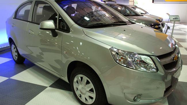 Chevrolet Sail 2011 Es Ofrecido Con Un Motor De Cuatro