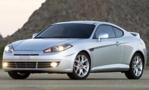 Hyundai Coupe FX: imágenes y datos