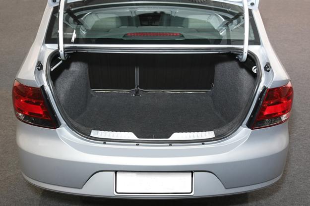 Interior Del Volkswagen Gol Sed N