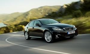 imágenes y datos del Lexus IS 200d 2011