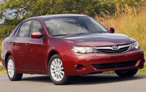 Subaru Impreza Sedán 2011: ficha técnica, precio, imágenes y lista de rivales