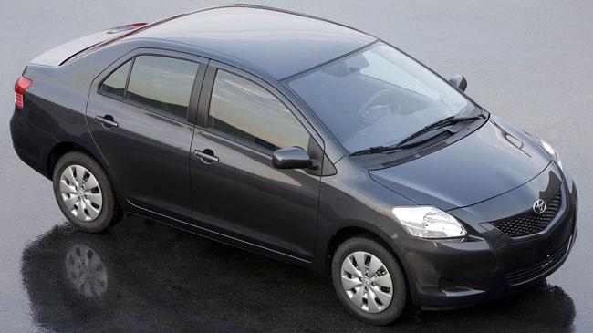Toyota yaris sed n 2011 mide 4300mm de largo 1690mm de ancho sin espejos tiene una distancia - Espejo retrovisor toyota yaris ...