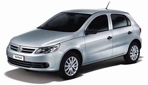 Volkswagen Gol Trend 2010 Lista De Carros