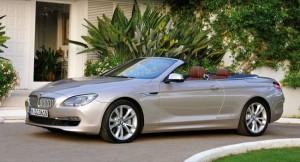 BMW Serie 6 Cabrio 2011: imágenes y ficha técnica