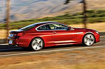 BMW Serie 6 Coupe 2011: ficha técnica, imágenes y rivales