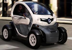 Carro eléctrico Renault Twizy: a la venta este año